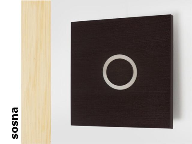 Kinkiet OBRAZ OKO symetryczne duży sosna 3200D201. Cleoni