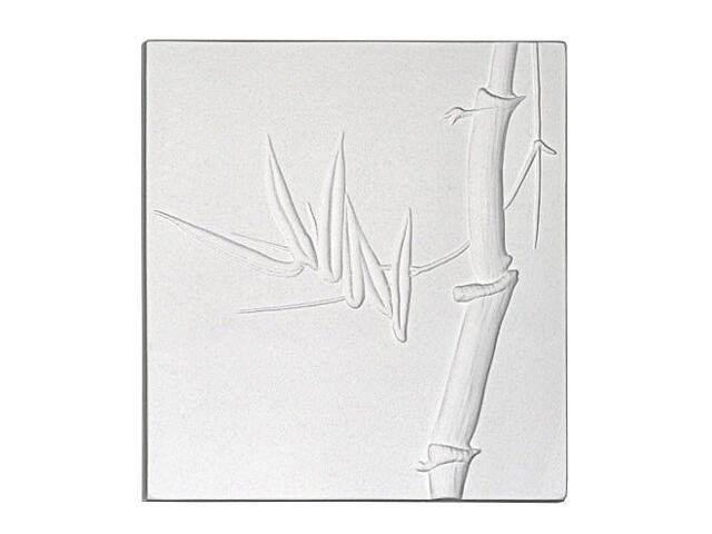 Kinkiet OBRAZ P18 niepodświetlony biały Cleoni