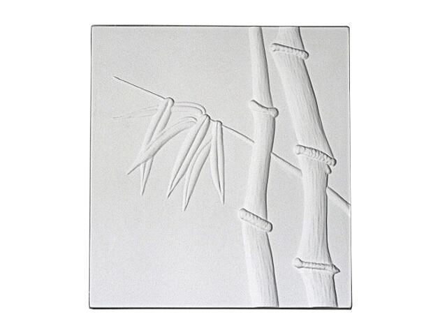 Kinkiet OBRAZ P19 niepodświetlony biały Cleoni