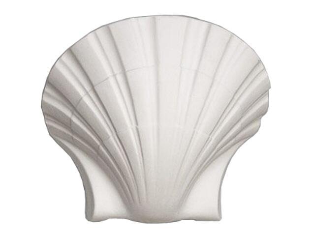 Kinkiet MUSZELKA biały 1153 Cleoni