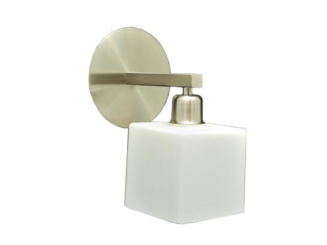 Kinkiet Satin Cube 202-036 1xE27 Lumen Light