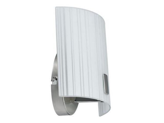 Kinkiet Fluxor 9W E14 170x200mm biały, szary Paulmann