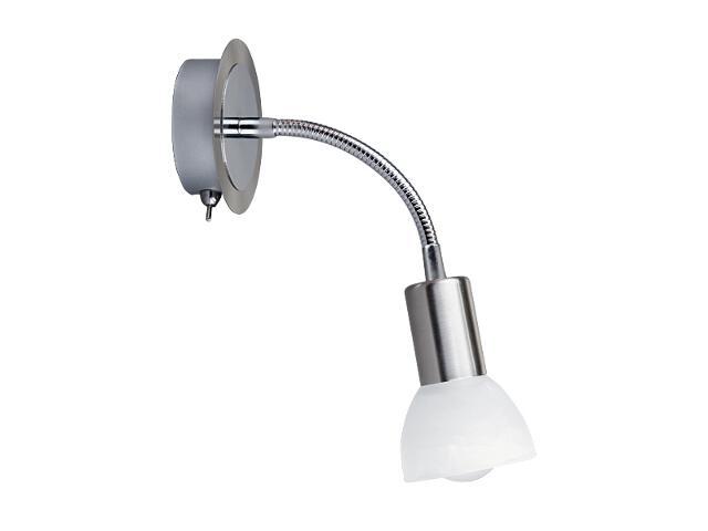 Kinkiet City Flex 1xE14 40W 2726012F srebrny Spot-light
