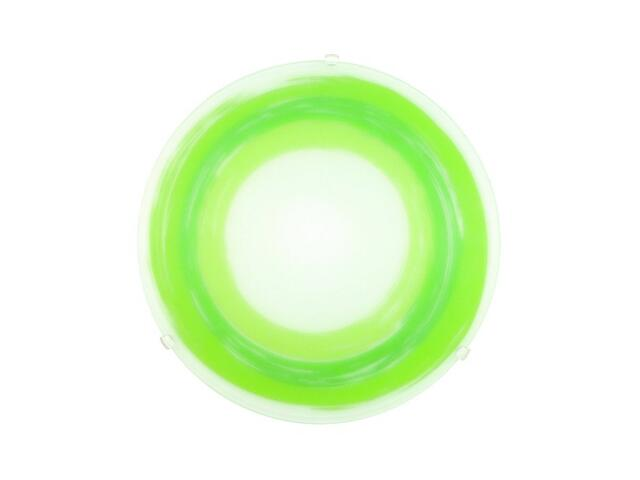 Kinkiet SUN 1xE27 60W 90870 biały, zielony Alfa