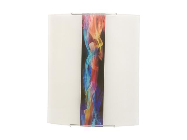 Kinkiet szklany Fantasy 2xE27 60W 1819040 wielokolorowy Spot-light