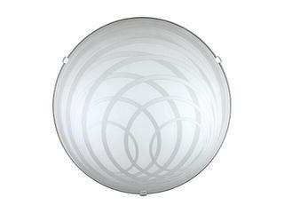 Kinkiet Sydney 2xE27 60W 4234002 srebrny Spot-light