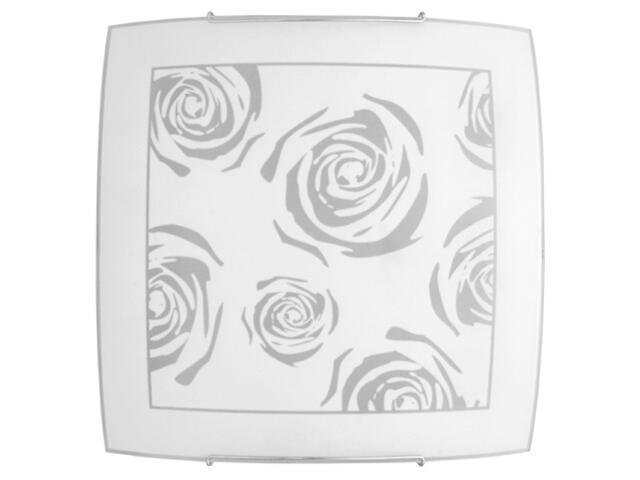 Kinkiet ROSE 7 1109 biały, srebrny Nowodvorski