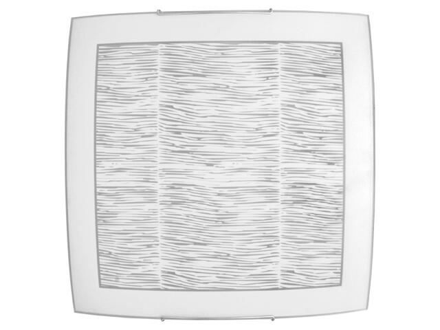 Kinkiet ZEBRA 8 1116 biały, szary Nowodvorski