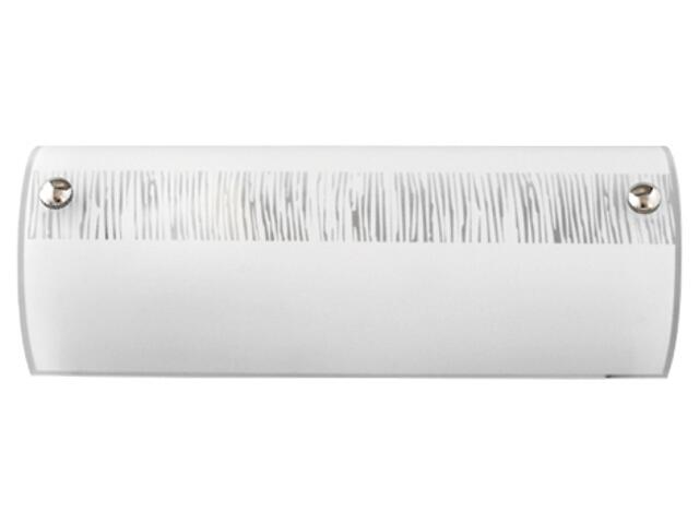 Kinkiet CANALINA ZEBRA A 1156 biały, szary Nowodvorski