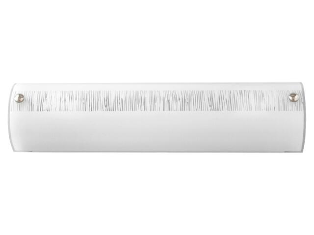 Kinkiet CANALINA ZEBRA B 1157 biały, szary Nowodvorski