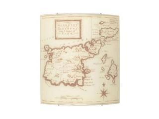 Kinkiet ISLAND 5 1179 kremowy, złoty Nowodvorski