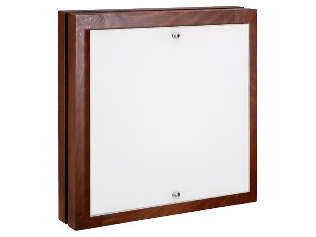 Kinkiet FUJI classic kwadrat 1616 biały Nowodvorski
