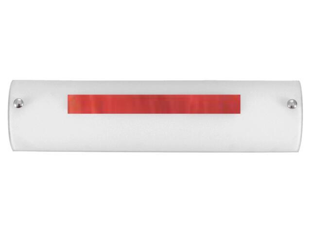Kinkiet CANALINA KUBIK B czerwony 1638 Nowodvorski