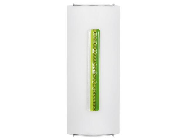 Kinkiet GRASS DECO 2 2418 biały, zielony Nowodvorski