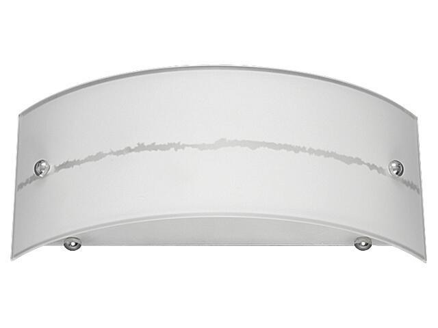Kinkiet VELVET scratch S 2476 biały Nowodvorski