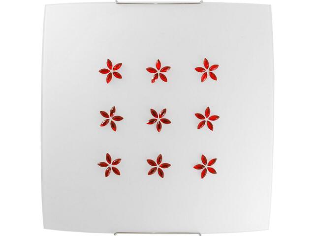 Kinkiet PIPI RED 8 3027 czerwony Nowodvorski