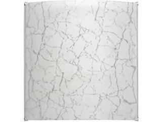 Kinkiet CRACKS mini 3114 biały, szary Nowodvorski