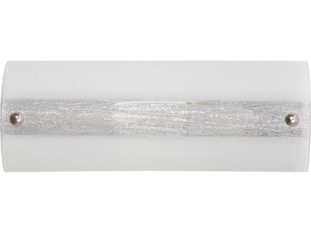 Kinkiet CANALINA FROST B srebrny 3283 Nowodvorski