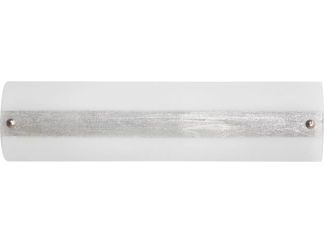 Kinkiet CANALINA FROST C srebrny 3284 Nowodvorski