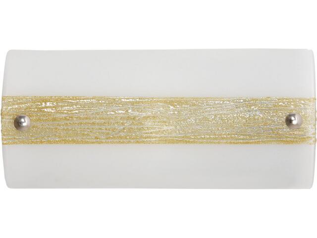 Kinkiet CANALINA FROST A złoty 3285 Nowodvorski
