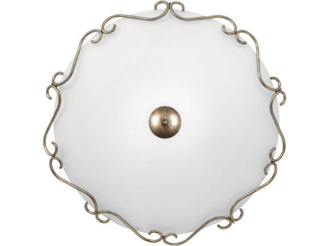 Kinkiet FAKIRA 11 3582 biały, złoty Nowodvorski