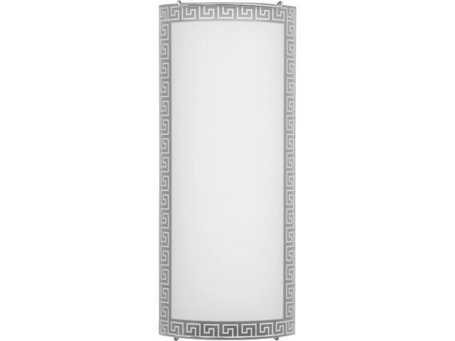 Kinkiet GREKOS 2 3584 biały, szary Nowodvorski