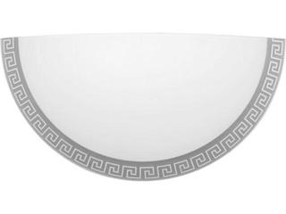 Kinkiet GREKOS 9-1/2 3590 biały, szary Nowodvorski