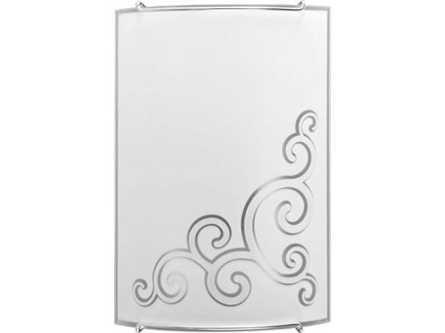 Kinkiet ARABESKA silver 1 3696 Nowodvorski