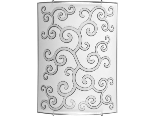Kinkiet ARABESKA silver 3 3698 Nowodvorski