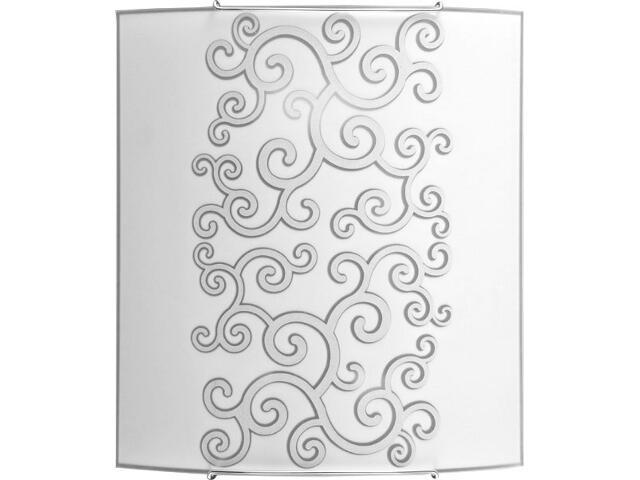 Kinkiet ARABESKA silver 5 3700 Nowodvorski