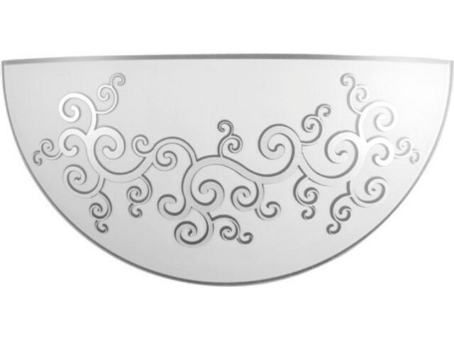 Kinkiet ARABESKA silver 9-1/2 3703 Nowodvorski