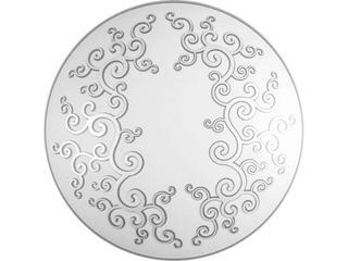 Kinkiet ARABESKA silver 9 3704 Nowodvorski