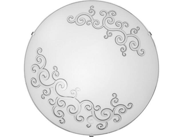 Kinkiet ARABESKA silver 10 3705 Nowodvorski