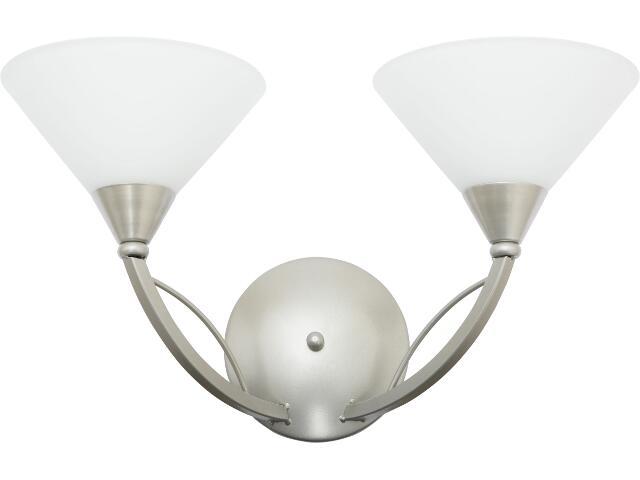 Kinkiet BONA silver II 3733 Nowodvorski