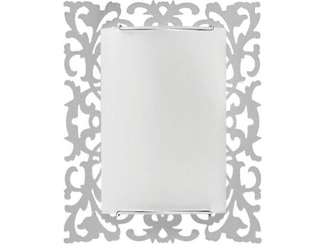 Kinkiet FATIMA srebrny 1 3766 Nowodvorski