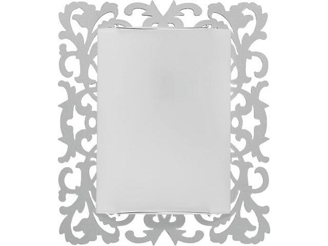 Kinkiet FATIMA srebrny 3 3767 Nowodvorski