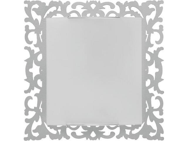 Kinkiet FATIMA srebrny 5 3768 Nowodvorski
