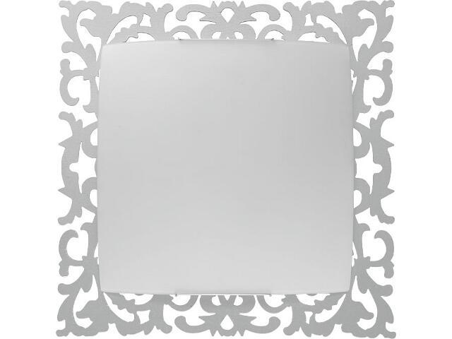 Kinkiet FATIMA srebrny 8 3771 Nowodvorski