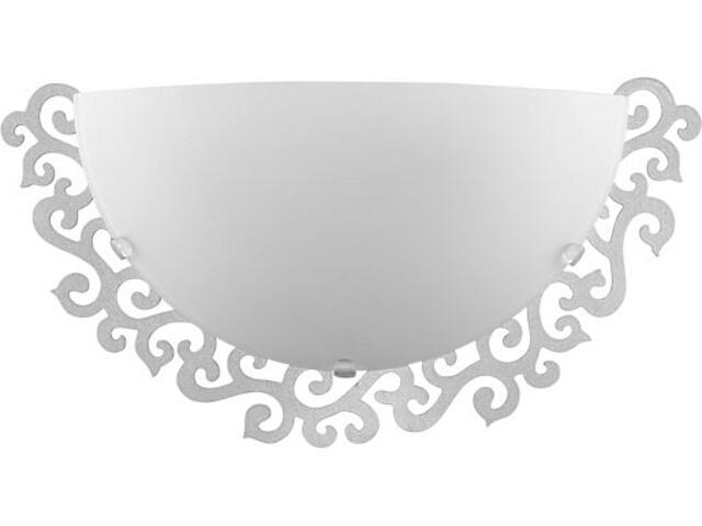 Kinkiet MAROCCO srebrny 9-1/2 3814 Nowodvorski
