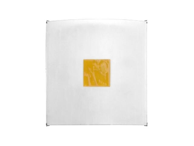 Kinkiet KUBIK mini żółty 3858 Nowodvorski