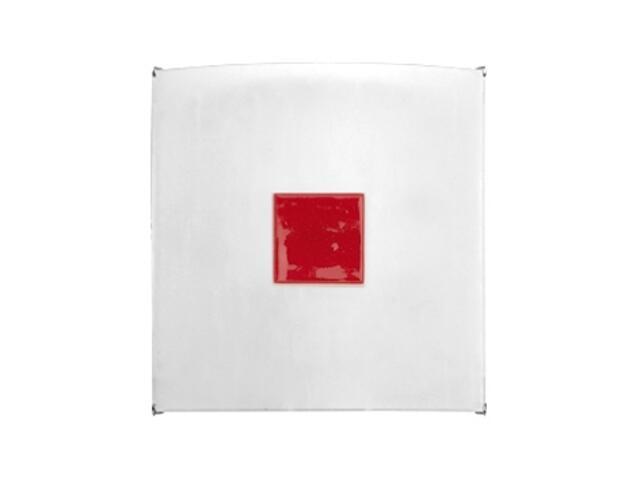 Kinkiet KUBIK mini czerwony 3861 Nowodvorski