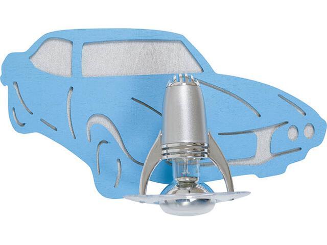 Kinkiet AUTO I niebieski 4052 Nowodvorski