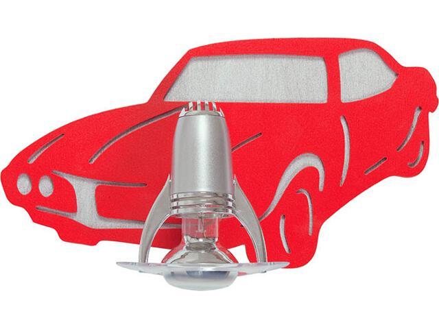 Kinkiet AUTO I czerwony 4053 Nowodvorski