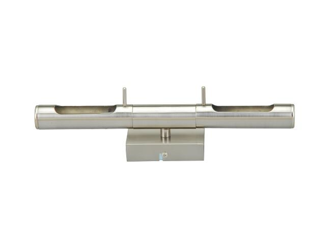 Kinkiet Napoli2 2x40W G9 nikiel Sanneli Design