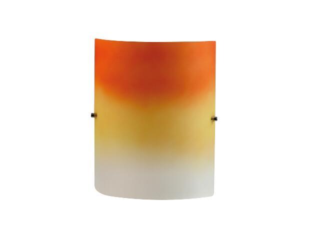 Kinkiet Color 1xE27 60W 200301-18 pomarańczowy Reality