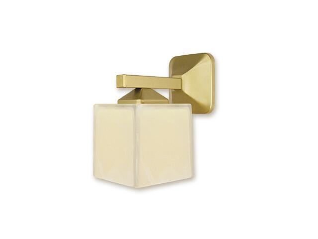 Kinkiet Kostka złoty O1060/K1 ZŁ Lemir