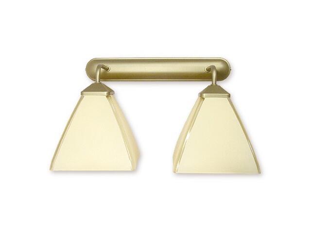 Kinkiet Piksel złoto 881/K2 ZŁ Lemir