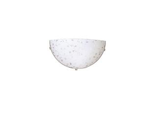 Kinkiet Flora 1xE27 60W 4041502 bezbarwny, srebrny Spot-light