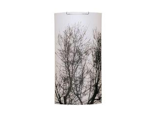 Kinkiet szklany Nature 3xE27 60W 4020304M biały, szary Spot-light