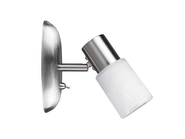Kinkiet Kira 1xE14 40W 2220128 srebrny Spot-light